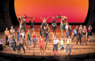 WHS students perform on Broadway