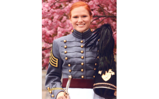 West Point cadet closes athletic career
