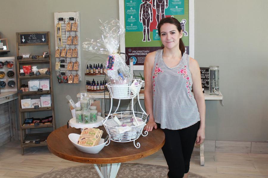 Store offers hemp based healing