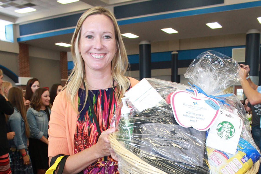 Annual luncheon welcomes new WISD teachers