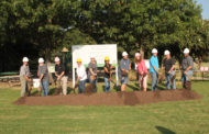 Work begins at Waters Edge Park