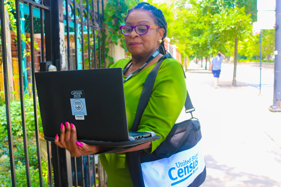 Census preparations pick up speed