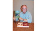 Local man pens colorful novels