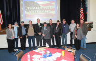 Veterans celebrated with annual luncheon