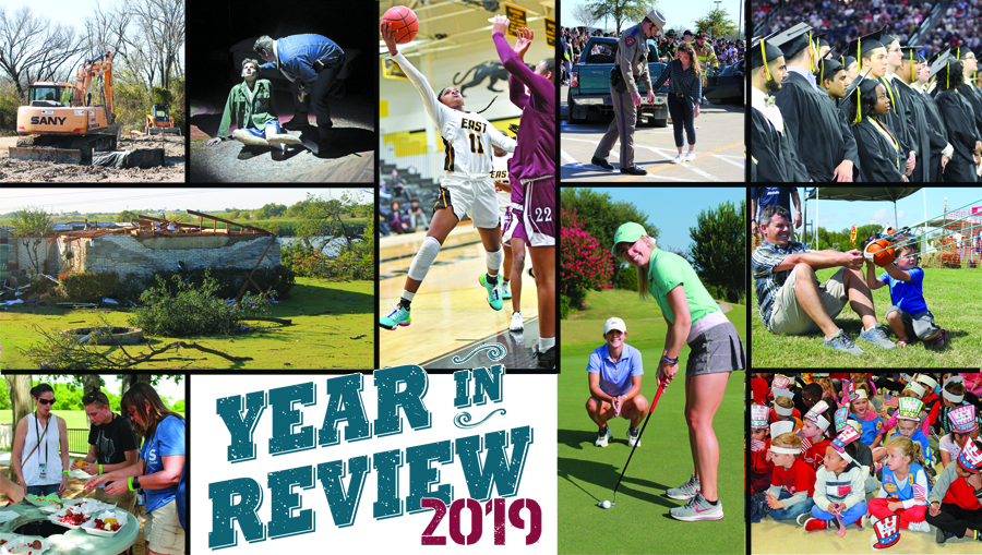 City, school officials close the books on 2019