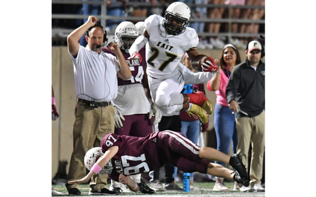 Plano East enjoyed success on 6A postseason stage