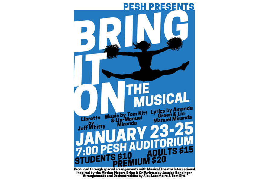 'Bring It On: The Musical' comes to PESH