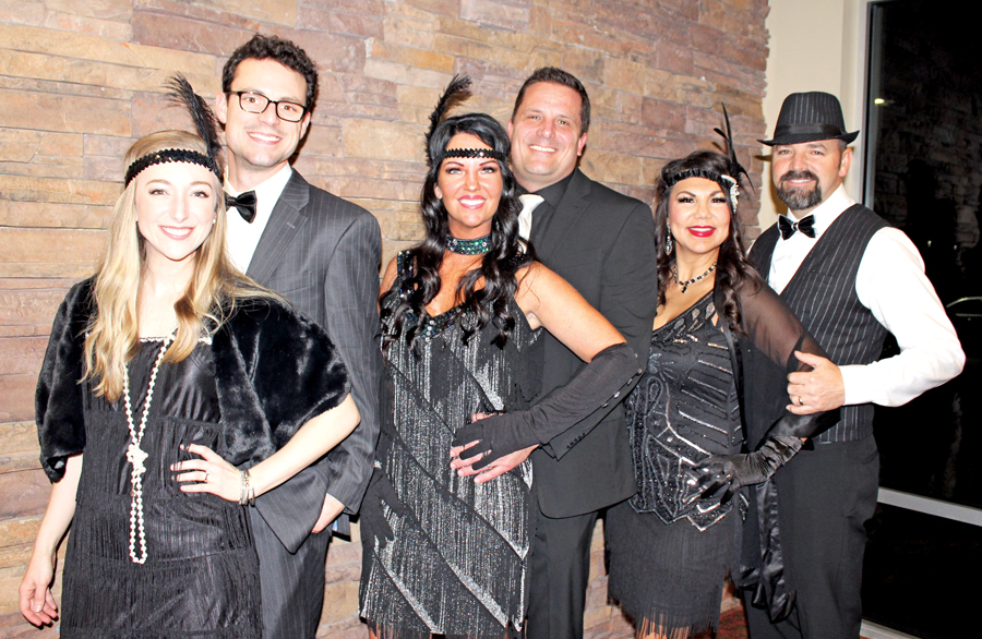 Chamber of Commerce ushers in 2020 with 20s gala