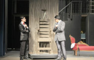 Addams Family pays McMillen a visit