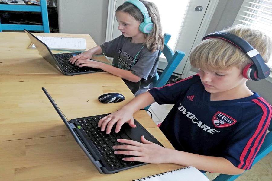 Juniors, seniors prepare for college exams