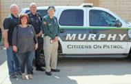 Volunteer program serves community, PD