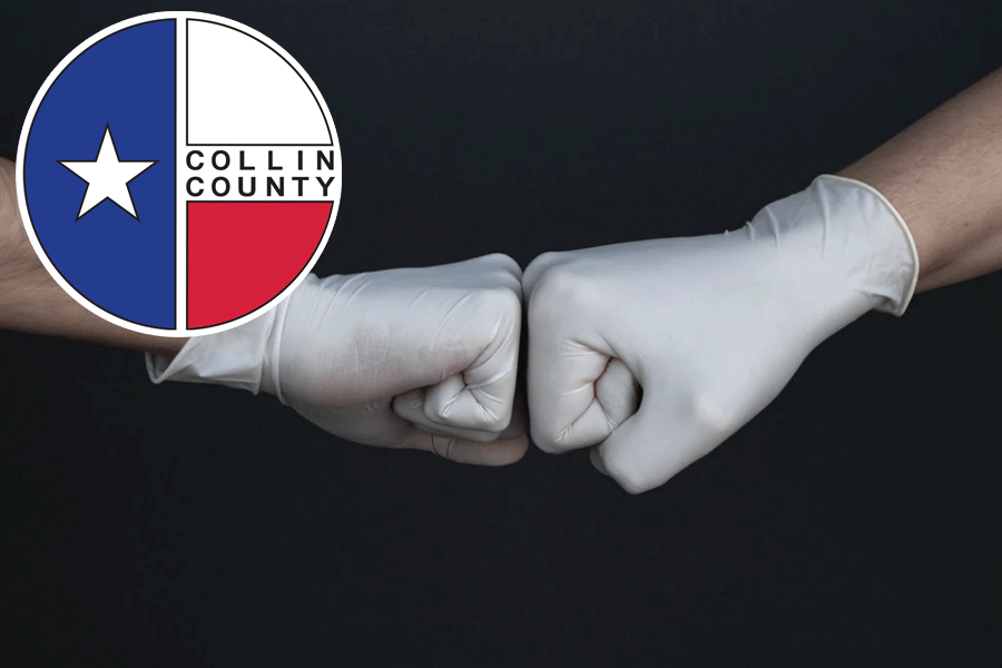 Collin County lists 20 new COVID cases