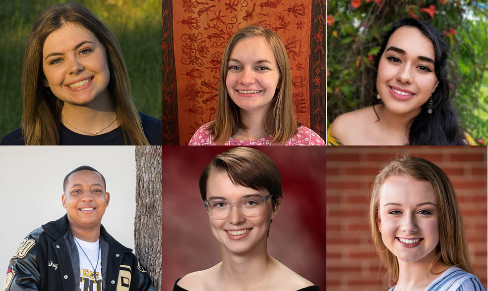 Chamber scholarship recipients recognized