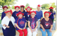 Local group embraces age with style, solidarity