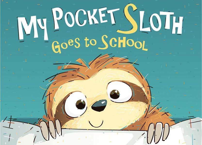 Local children's author pens new book