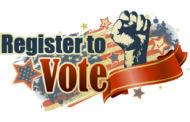 Voter registration deadline is April 1