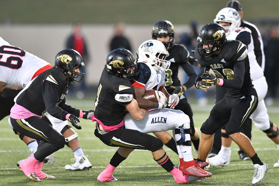 Plano East faces difficult opening matchup against Allen