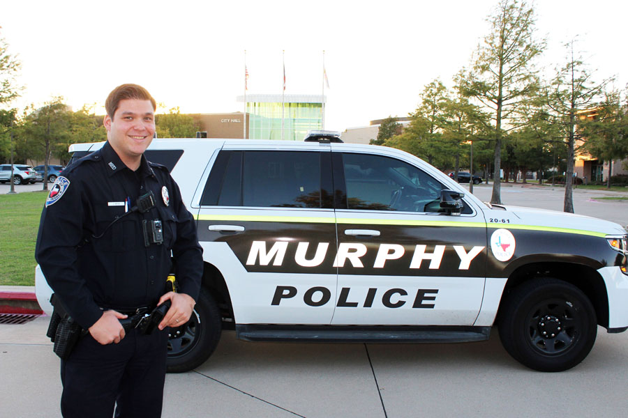 Brothers, former NYPD officers join Murphy PD