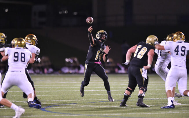Plano East three keys to victory over Hebron