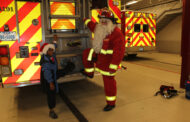 Santa rides start soon