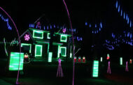 Parker resident lights up night with holiday décor