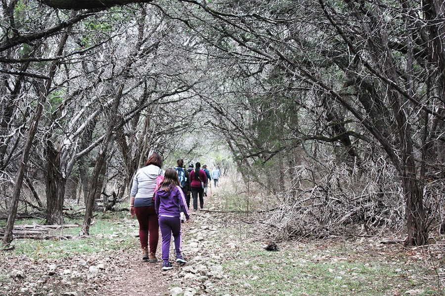 Enjoy miles of fun in 2021 on a first day hike at a Texas State Park