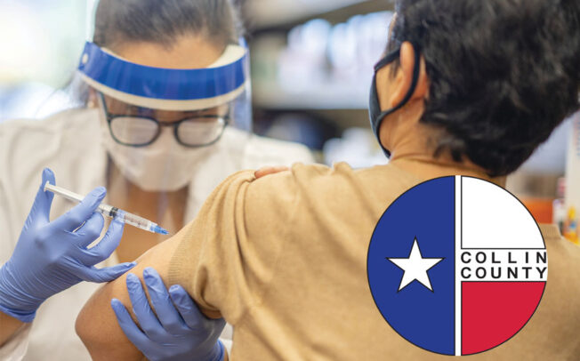 Four vaccine hubs operating in Collin County