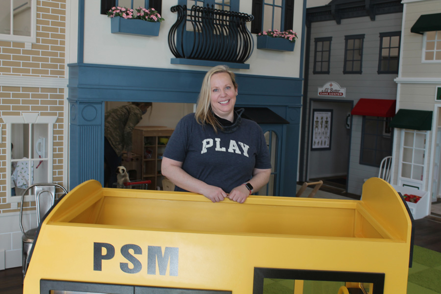 Child's play: New business opens in Murphy