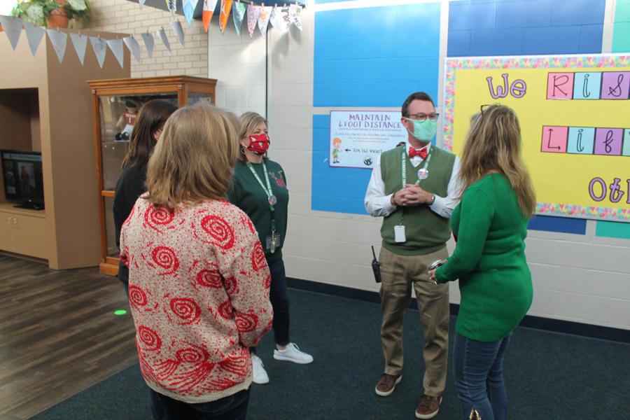 Support, mentoring keys to teacher success