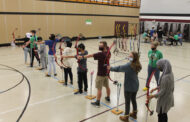 WHS Archery Club unites students