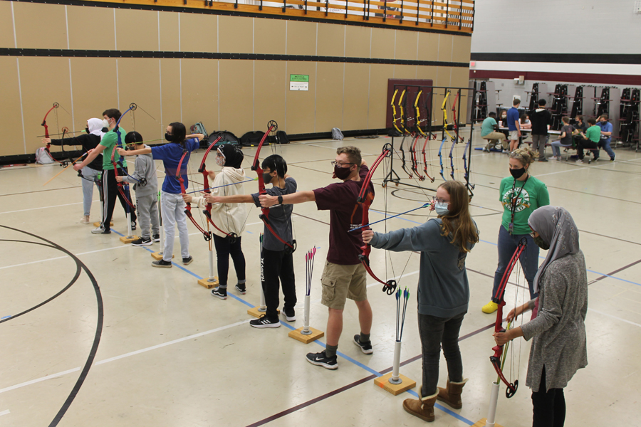 WHS Archery Club unites students