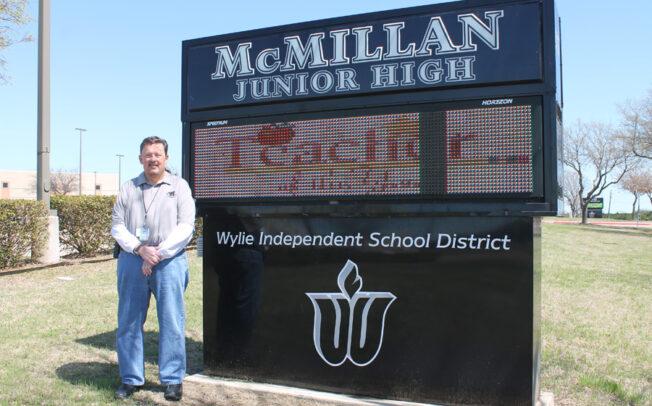 Retiring principal looks back on career