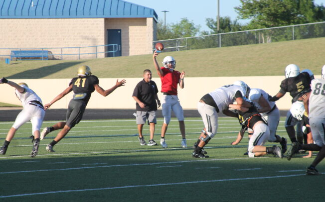 Plano East eyes young talent in spring practices