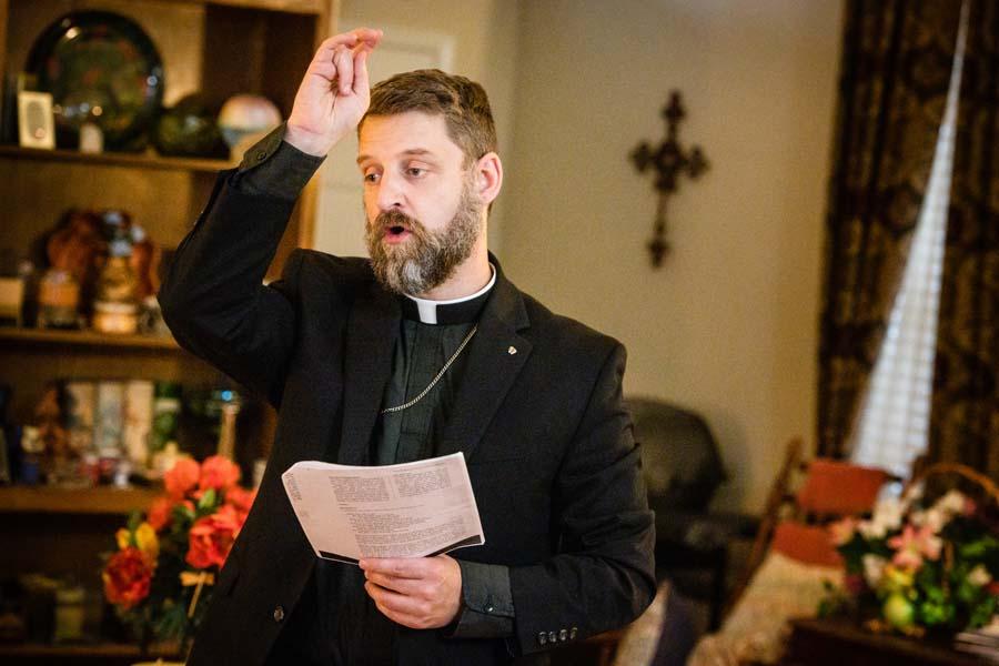 Local clergy explore loss of church membership