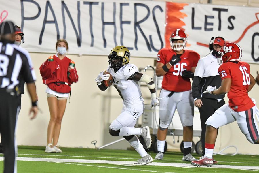 Mahdi leads deep Panther backfield