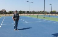 Tennis, volleyball lovers can now play under lights