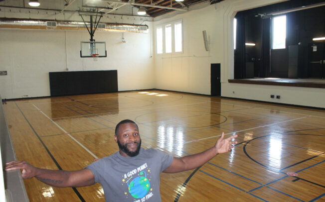 Community Center gym reopens