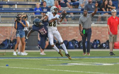 East can't keep up with Allen in loss
