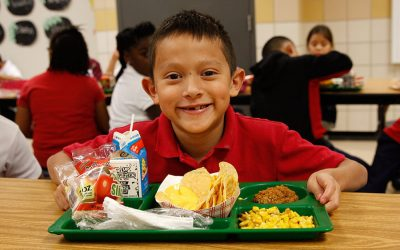 Free meals provided for students this year