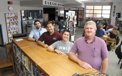 Four teachers take different paths to classroom