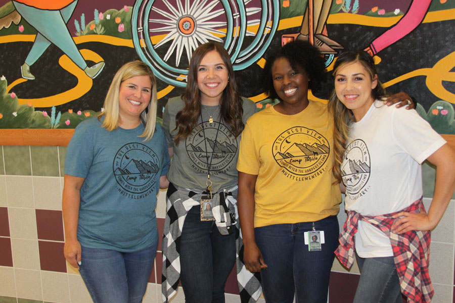 Teachers excited to have children back in classrooms